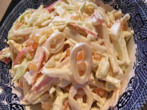 Как приготовить салаты из