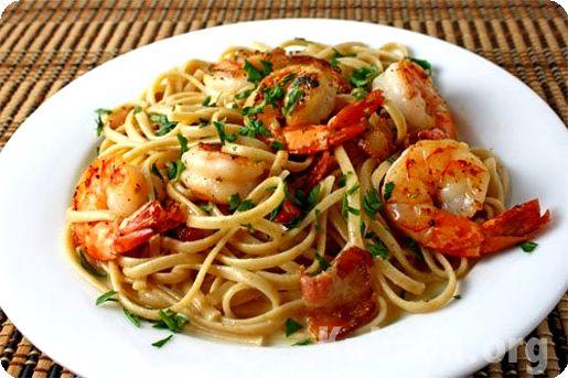 Паста для спагетти рецепт с фото