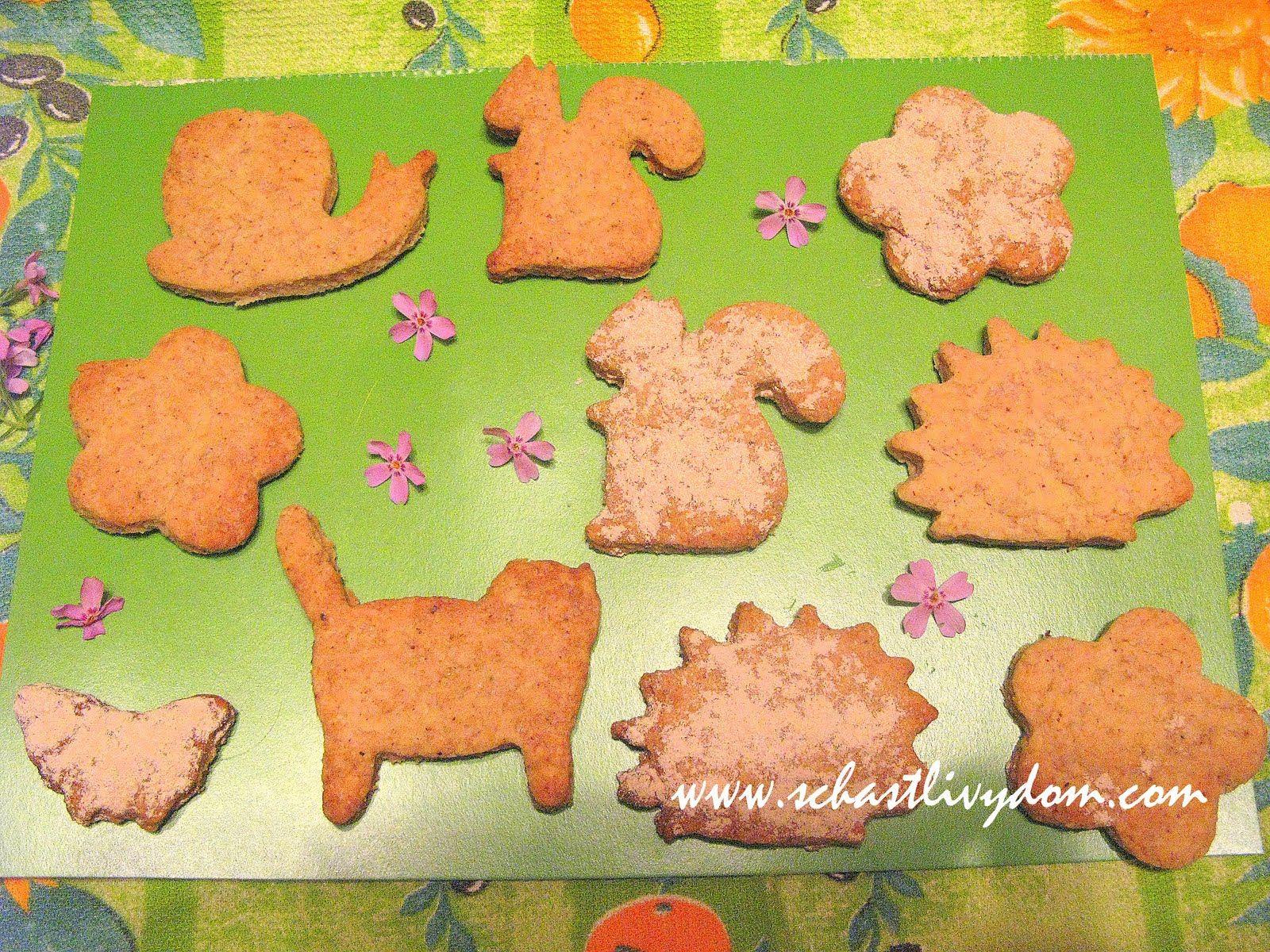 Детское печенье своими руками