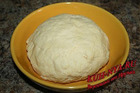 Как можно сделать тесто из сметаны