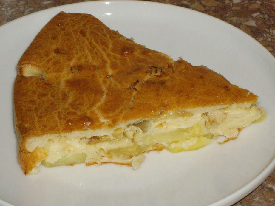 быстрый мясной пирог в духовке рецепт