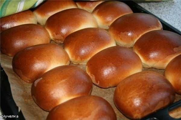 Пироги булочки рецепты с