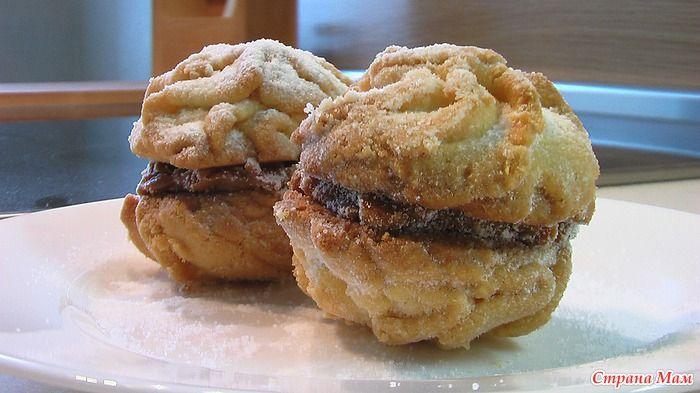Рецепт песочного торта и вареной сгущенки