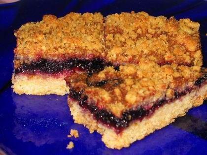 Вкусный пирог с повидлом рецепт с фото