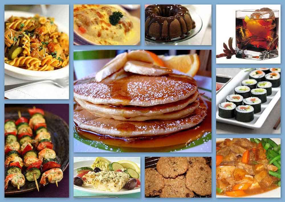 рецепты горячих блюд с фото простые и вкусные