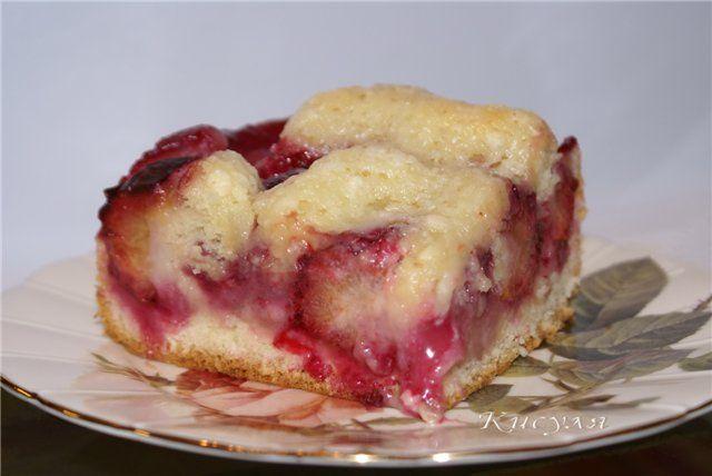 Вкусный рецепт сладкого пирога с фото