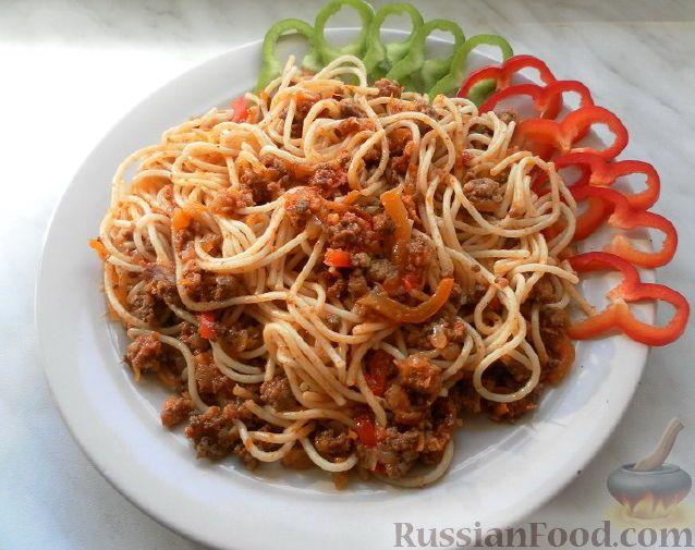 макароны рецепты приготовления с фото