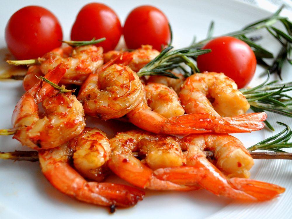 креветки жареные соусе рецепты с фото