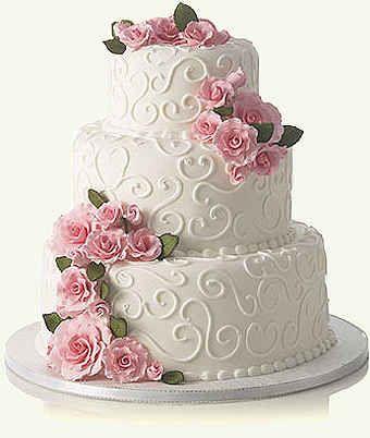 Рецепт свадебных тортов в домашних условиях