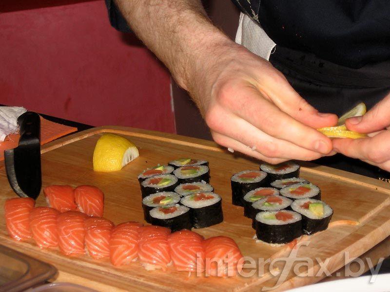 Суши дома рецепты с фото правила