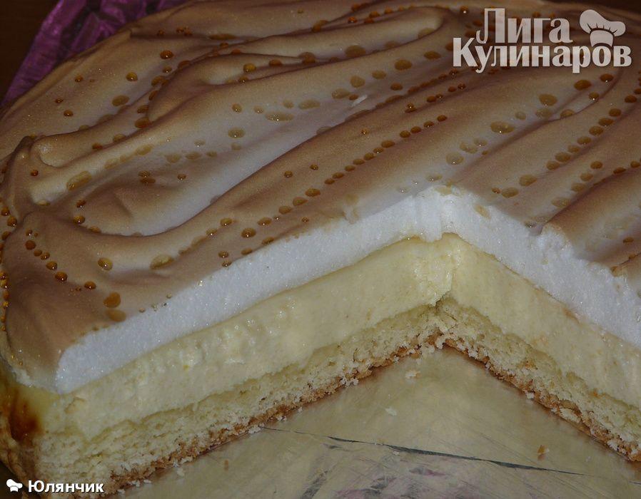 торт слезы слона рецепт с фото