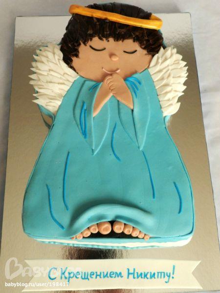 Торт с днем ангела фото
