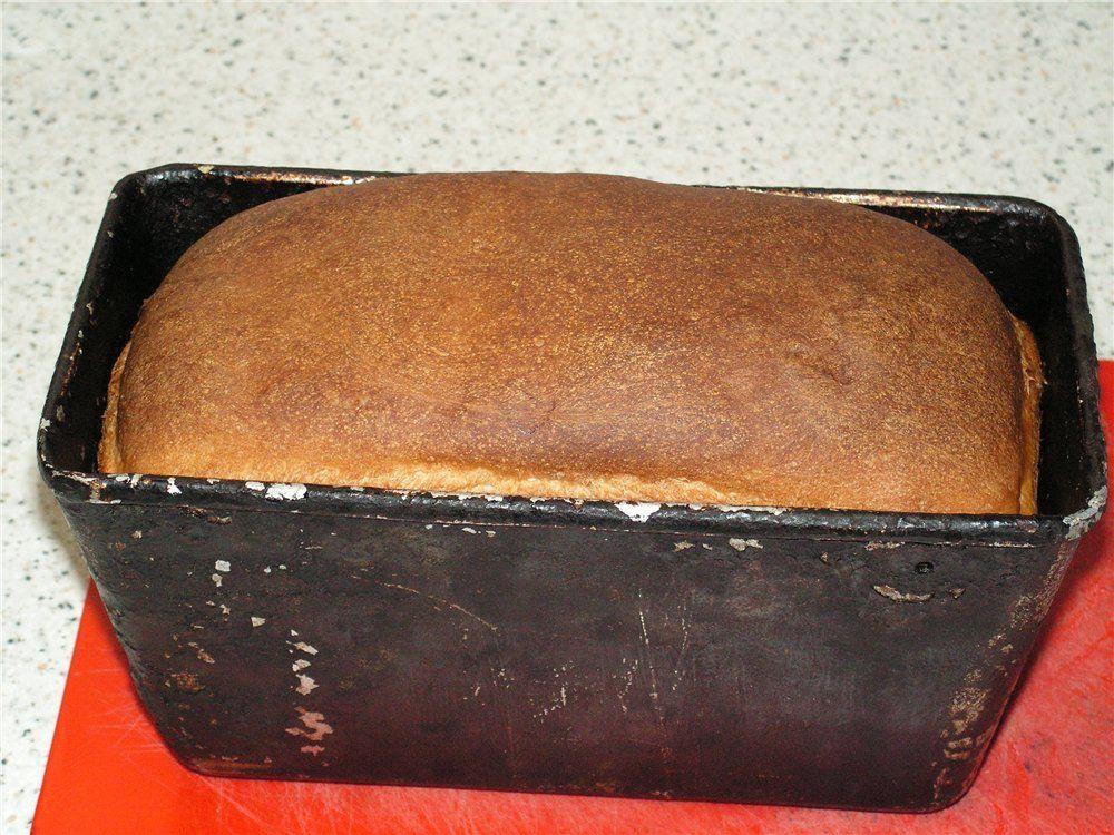 Рецепт выпечки хлеба в духовке в домашних условиях