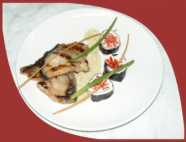 Рецепты и горячих блюд от шеф-повара