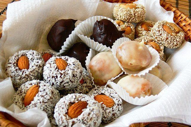 Полезные конфеты из сухофруктов своими руками рецепты с