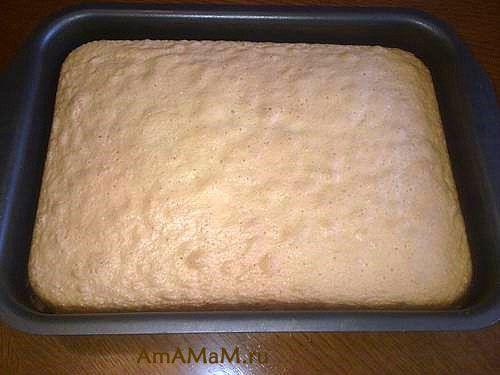 Как сделать черное тесто