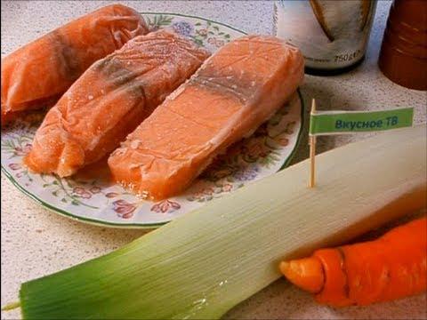 Что приготовить к свежей рыбе